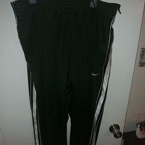 Mend Nike running pants size xxl